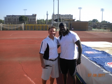 2011 NFL Camp - Abdul Hodge