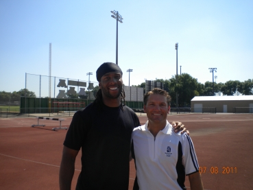 2011 NFL Camp - Larry Fitzgerald