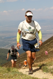 Leadville Trail 100 - Dr. Joel