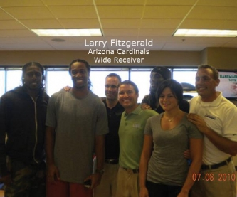 Larry Fitzgerald - Arizona Cardinals Wide Receiver