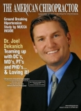 Dr. Joel Dekanich: Teaming Up With DC's, MD's, PT's and PHD's…& Loving it!