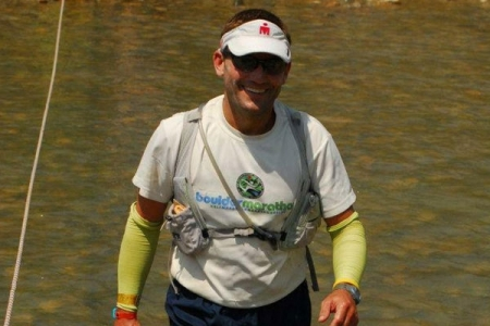 An athlete treating athletes: Local chiropractor completes Leadville Trail 100